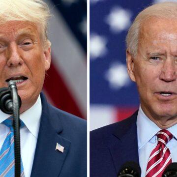 +++ Livestream +++: Trump trifft auf Biden