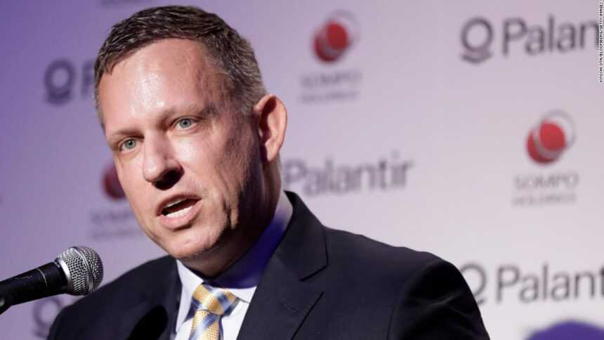 Palantir, the controversial data company, is set to make its Wall Street debut