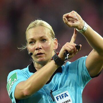 Medienberichte: Schiedsrichterin Steinhaus könnte Karriere nach Supercup beenden