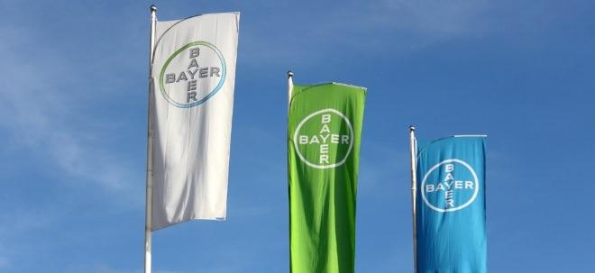 Bayer-Aktie bricht ein: Bayer will zusätzlich sparen