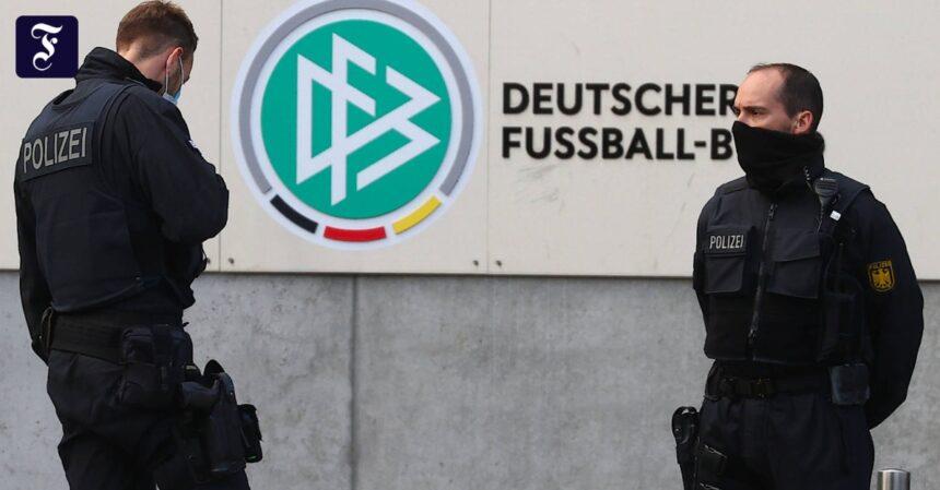 Razzia beim DFB wegen Verdachts der schweren Steuerhinterziehung
