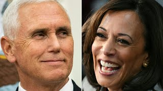 Vice-presidential debate 2020: live updates as Kamala Harris and Mike Pence go head-to-head