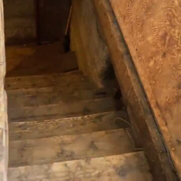 Inside the basement where group allegedly plotted to kidnap Gretchen Whitmer