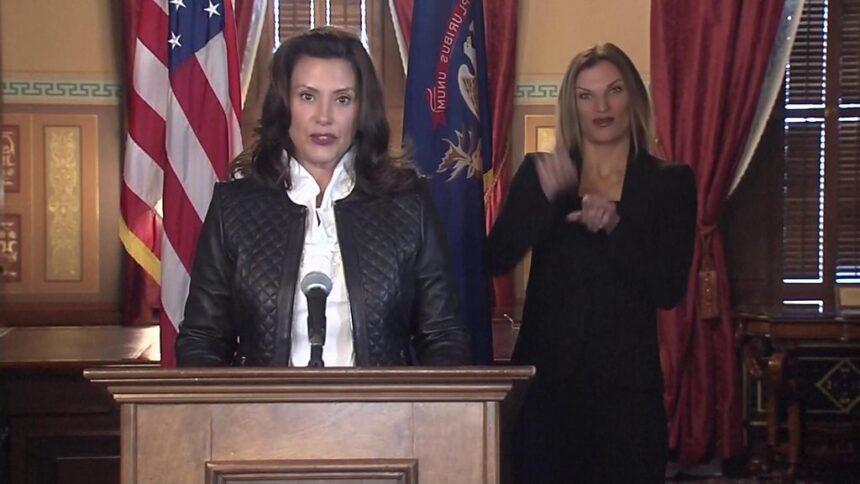 FBI busts militia 'plot' to abduct Michigan Gov Gretchen Whitmer