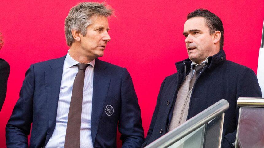 Overmars tempert verwachtingen over Ajax: 'Misschien tussenjaar van maken'