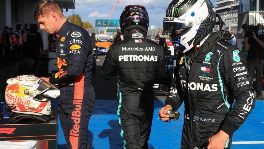 Valtteri Bottas vs Lewis Hamilton, or can Max Verstappen win Eifel GP?
