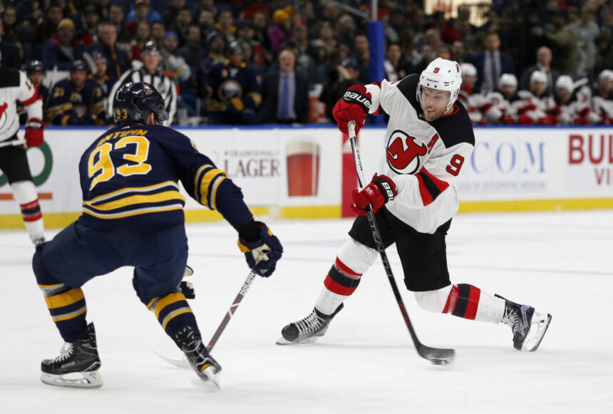 Will Taylor Hall Make the Buffalo Sabres a Serious Contender?