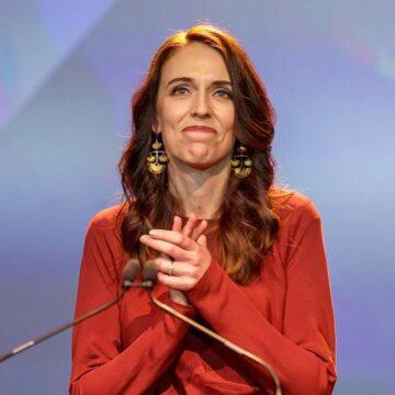 Jacinda Ardern wins landslide re-election in New Zealand vote