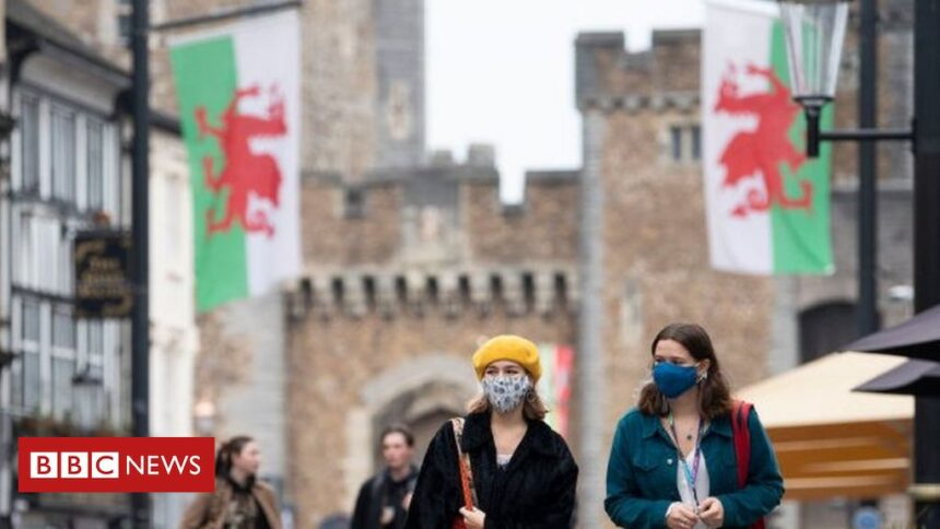 Covid: Wales to go into 'firebreak' lockdown from Friday