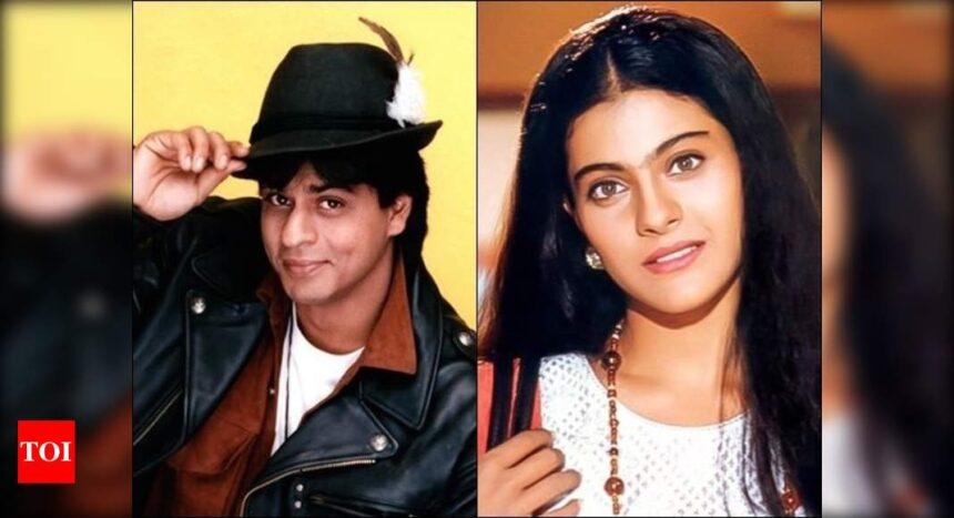 25 years of 'DDLJ': Shah Rukh Khan and Kajol update their names on Twitter to Raj and Simran
