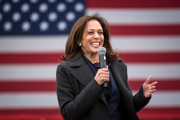 Kamala Harris to Campaign in Texas, First Dem VP Candidate to Do So in 30-Plus Years