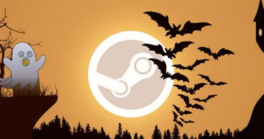 В Steam началась хэллоуинская распродажа