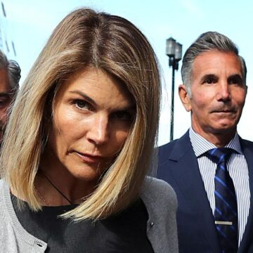 Lori Loughlin begins two-month prison sentence in college admissions scandal