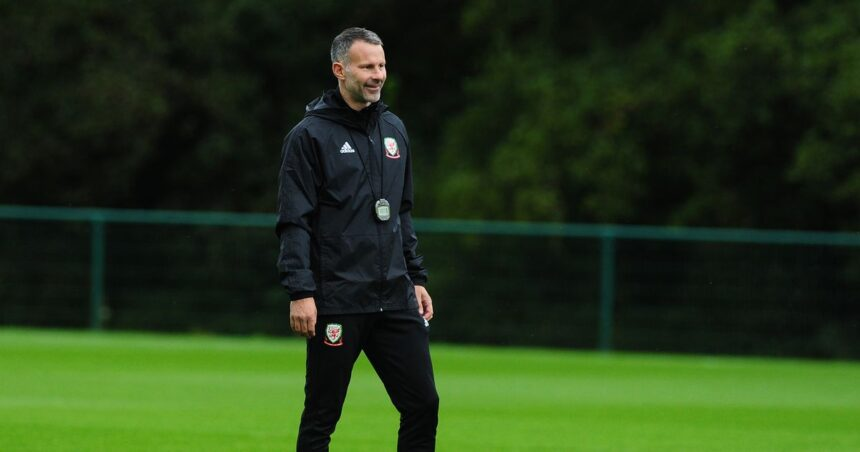 Former Manchester United player Ryan Giggs arrested on suspicion of assault