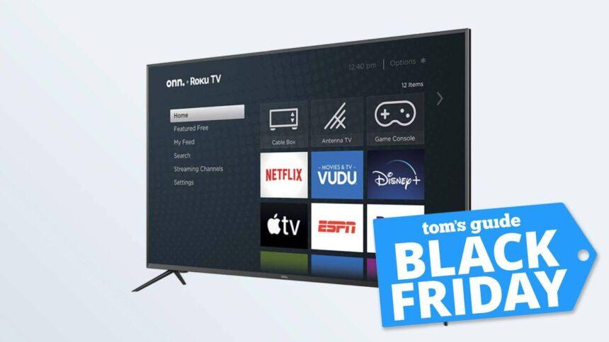 Epic 65-inch TV deal kicks off Walmart Black Friday sale