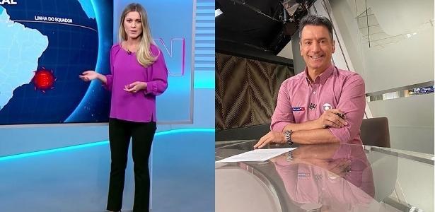 Narrador do Sportv está namorando apresentadora do Bom Dia Brasil e JN