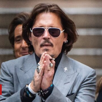 Johnny Depp leaves Fantastic Beasts film franchise