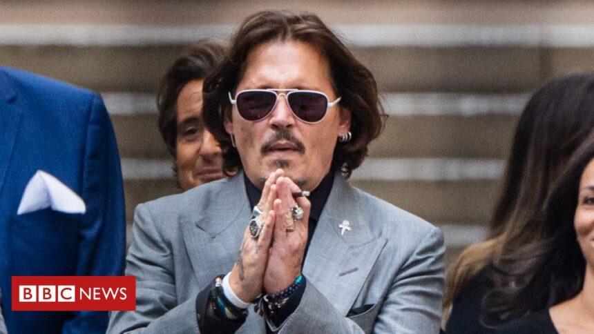 Johnny Depp leaves Fantastic Beasts film franchise