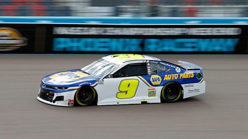 Chase Elliott wins 2020 NASCAR championship at Phoenix