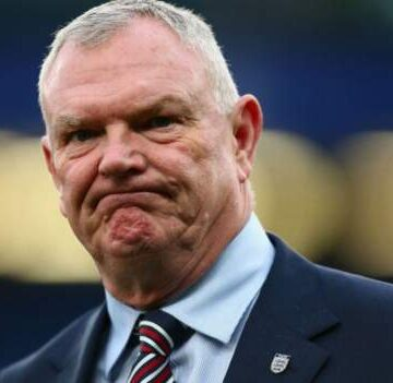 Greg Clarke resigns as Football Association chairman after remark about black players