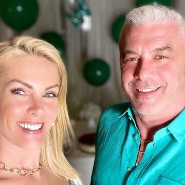 Alexandre Correa, marido de Ana Hickmann, revela câncer no pescoço