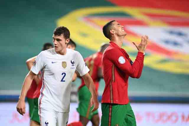 Les chiffres marquants de Portugal-France en Ligue des nations