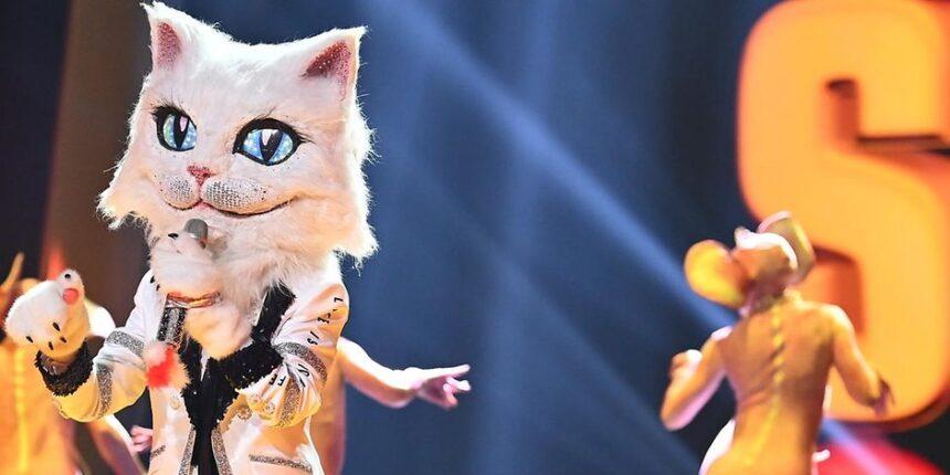 The Masked Singer: Auch Skelett im Finale, hat sich Katze verraten?
