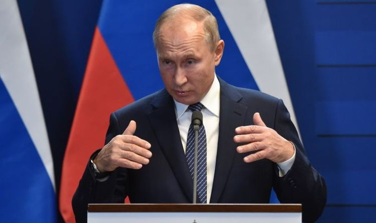 Vladimir Putin has cancer and is about to STEP DOWN claims Russian analyst