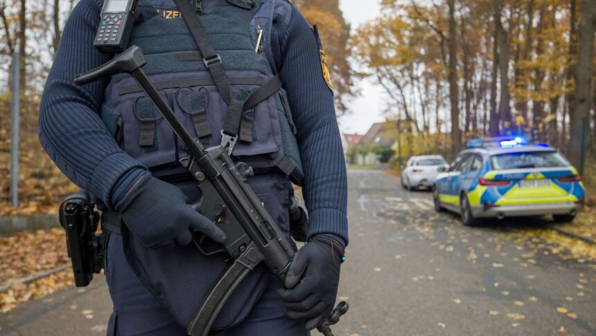 Nürnberg: Mann und Frau auf offener Straße erschossen