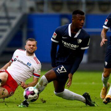 2. Fußball-Bundesliga: HSV kassiert Traumtor