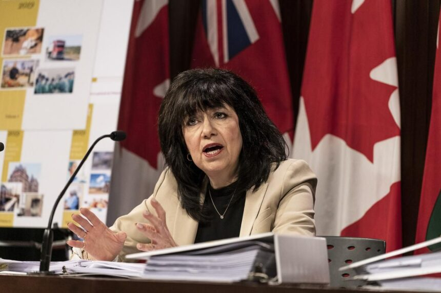 Ontario's response to COVID-19 slowed by a 'cumbersome' command structure that sidelines public health experts, auditor general says