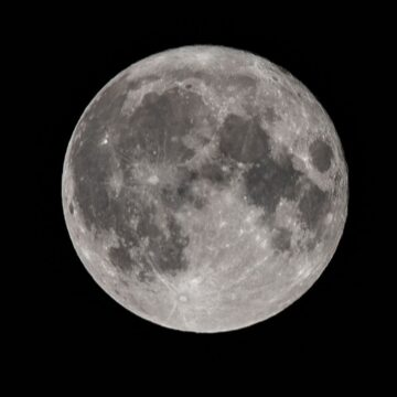 A lunar eclipse will occur during full moon: How to see it Sunday night