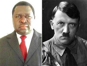 Man called Adolf Hitler wins election in Namibia