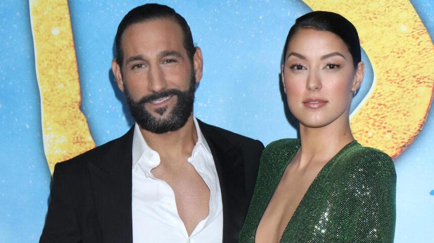Rebecca Mir und Massimo Sinató werden erstmals Eltern
