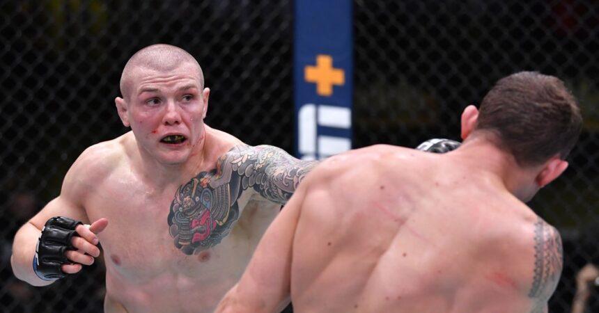 UFC Vegas 16 in Tweets: Pros react to Marvin Vettori's huge win over Jack Hermansson