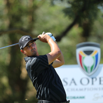 Christiaan Bezuidenhout makes history, roars to victory at SA Open