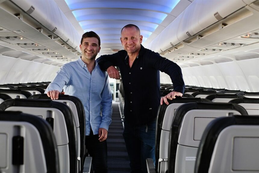 SA's newest airline takes to the skies, with snacks from Vida and crew outfits by Superbalist