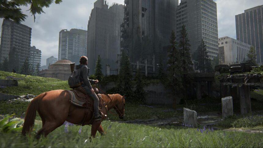 The Last of Us Part II grote winnaar bij Game Awards