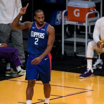 Lakers vs. Clippers score, takeaways: Paul George, Kawhi Leonard best LeBron James, Anthony Davis in opener