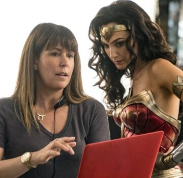 From 'Wonder Woman' to 'Star Wars,' Patty Jenkins' rise continues