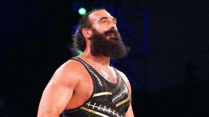 Trauer um Brodie Lee:Wrestling-Star stirbt mit 41 Jahren