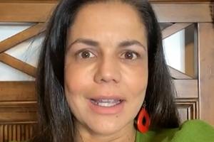 Nivea Stelmann retira mioma do útero; procedimento é considerado simples