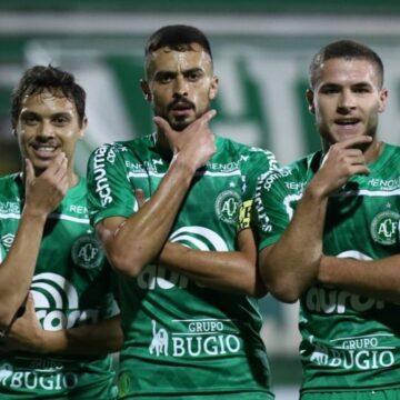 Chapecoense 2 x 0 Paraná: assista aos gols e melhores momentos