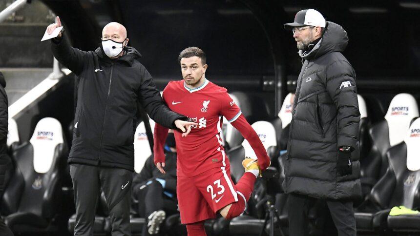 Nächster Dämpfer im Titelrennen:Liverpool verschenkt Sieg gegen Newcastle