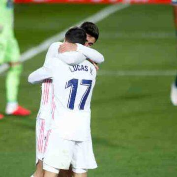 Le Real Madrid en patron contre le Celta Vigo