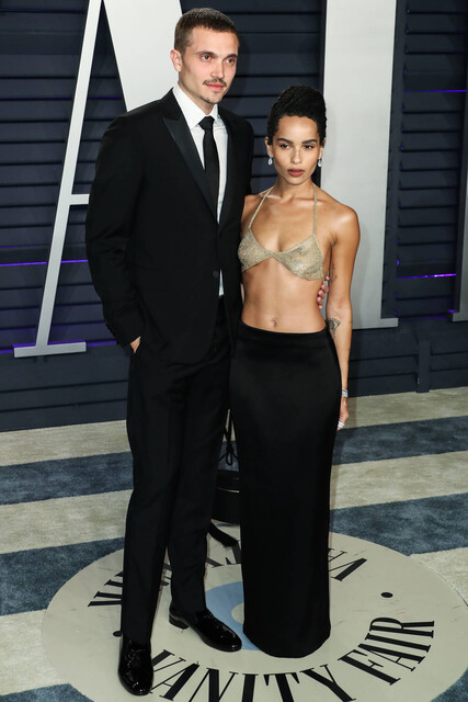 Actress Zoe Kravitz has called it quits with her husband Karl Glusman after 18 months of marriage