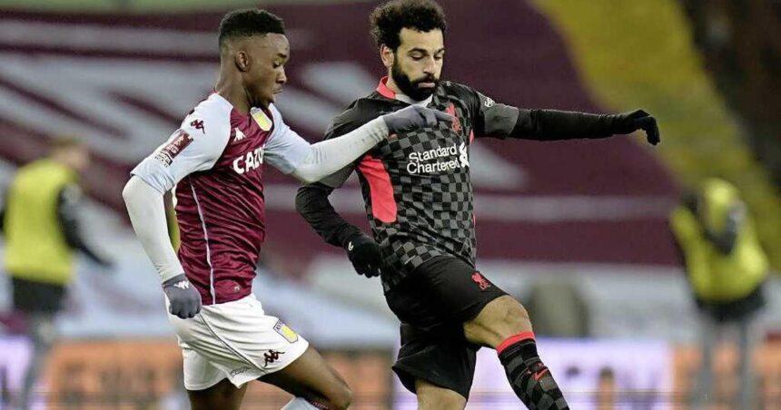 Bogarde (17) en Swinkels (16) debuteren voor Aston Villa met FA Cup-nederlaag tegen Liverpool