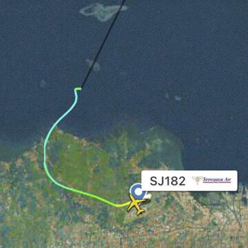 Un Boeing 737 indonésien disparaît après avoir décollé de Djakarta