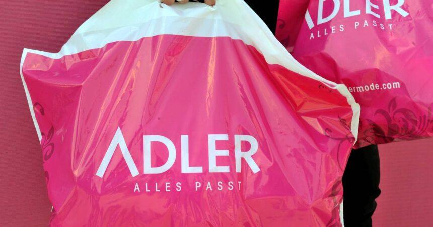 Adler: Modekette stellt Insolvenzantrag