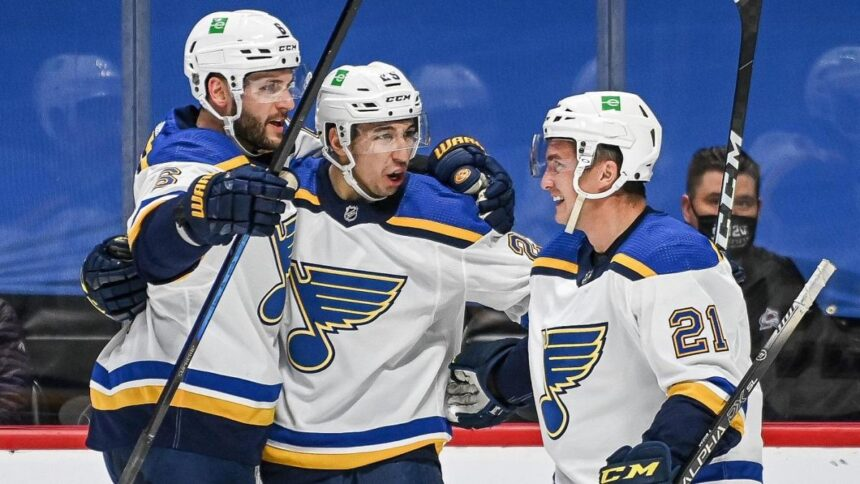 2021 NHL Opening Night: Blues, Maple Leafs, Canucks, Lightning, Flyers collect wins to start season